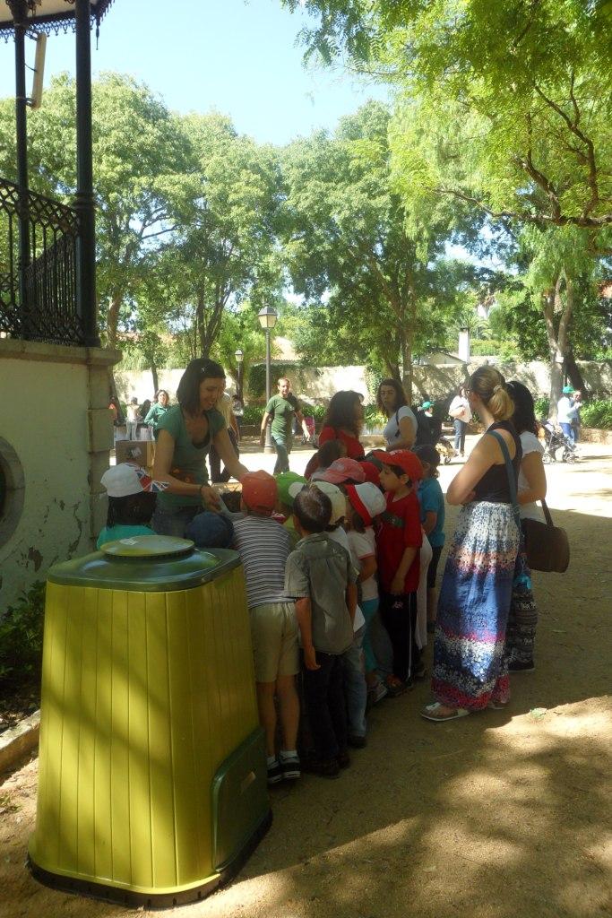Ambiente e compostagem celebrados em Beja