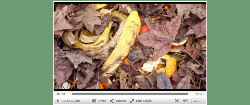 Alguns vídeos para o ajudar a fazer a compostagem!
