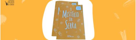"""O livro """"O Mistério da Serra"""""""