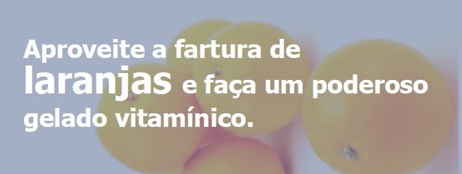 Reforce as defesas com um concentrado de vitamina C
